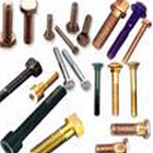 Bolts, nuts and fasteners